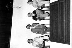 Uitslagenavond Stadsgehoorzaal Gemeenteraad 1982