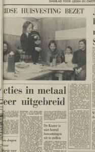 Leidsch Dagblad, 15 maart 1973