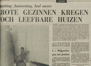 Leidsch Dagblad, 16 maart 1973