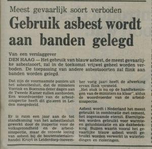 Kruyt NLC 10 feb 1977 verbod