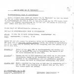 Uitnodiging vergadering 6 januari 1975