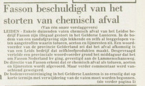 Leidsch Dagblad 11 april 1984
