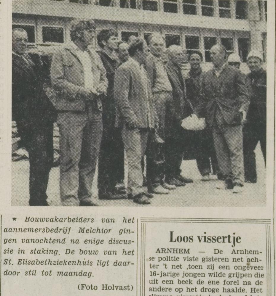 Leidsch Dagblad 13-5-1971