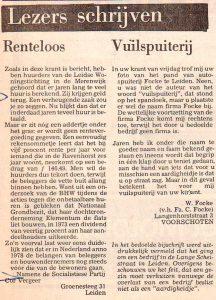 Leidsch Dagblad 2-1-1978