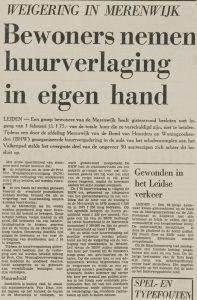 Leidsch Dagblad 5/2/1974