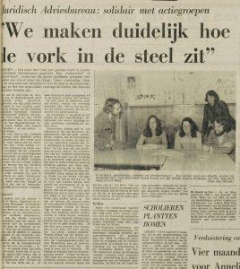 Leidsch Dagblad 28/3/1974