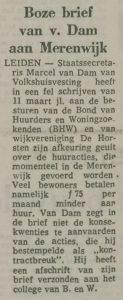 Leidse Courant 14/3/1974