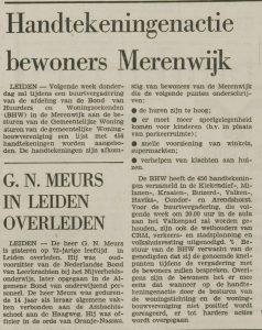 Leidsch Dagblad 28-12-1973