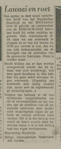 Leidse Courant 15 maart 1974