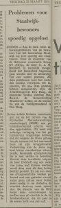 NIeuwe Leidsche Courant 22 maart 1974