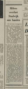 Leidse Courant 31 juli 1974