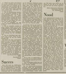 Leidsch Dagblad 27 maart 1974