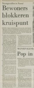 Leidsch Dagblad 8 sept 1980