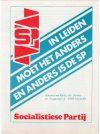 Geschiedenis SP Leiden
