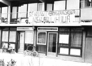 BHW Merenwijk. Acie tegen hoge nieuwbouwhuur