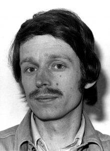 Gerard Harmes, lijsttrekker SP in 1974 en voorzitter BHW-comité Merenwijk