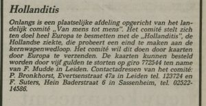 Leidse Courant 2/11/1981